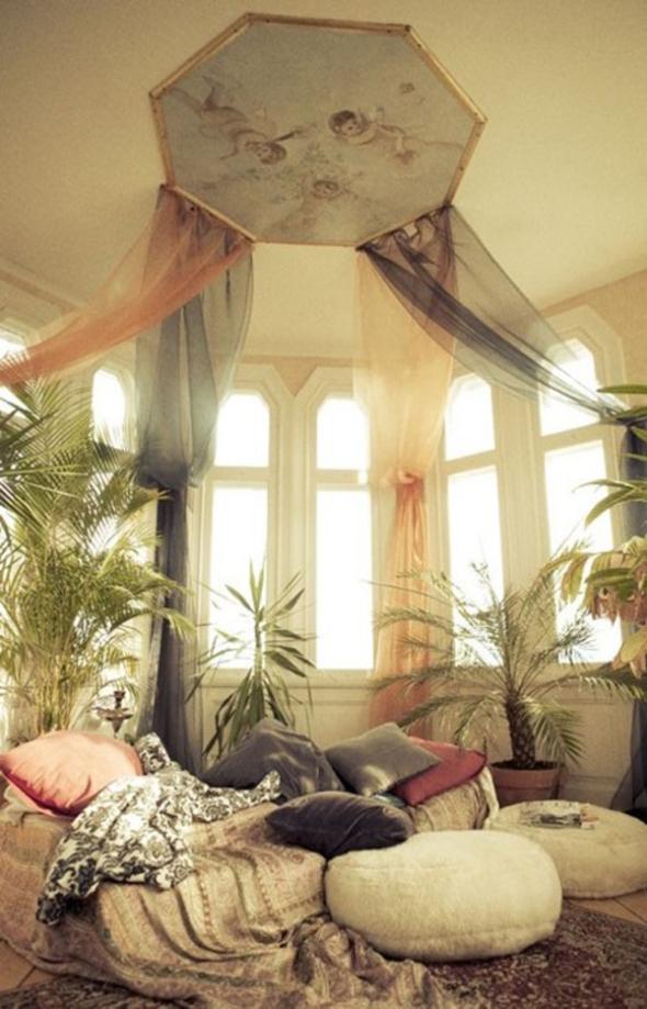 Važno je da prostor odiše udobnošću i toplinom. Granica, osim kreativnih, nema!